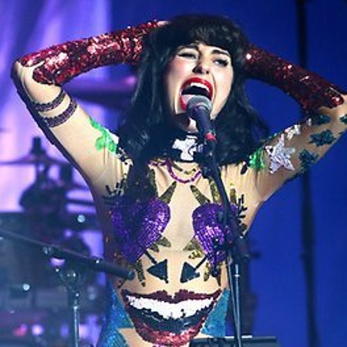 Kimbra - Settle Down (Live in ARIA Awards Australia)