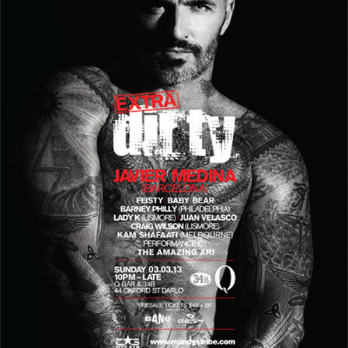 Feisty-Extra Dirty Mardi Gras Edition 2013