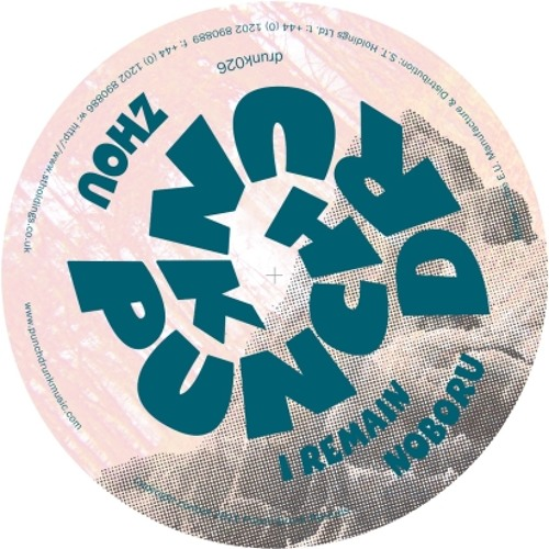 Noboru - DRUNK026 - Out Now on Punch Drunk Records
