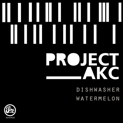 PROJECT AKC - Dishwasher (Soma Records)