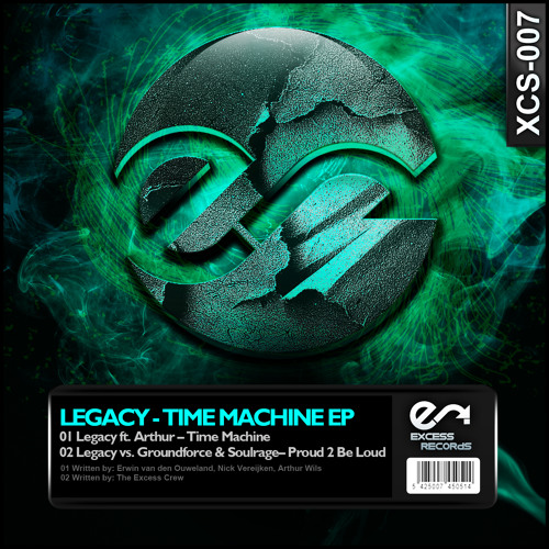 Legacy ft. Arthur  - Time Machine