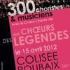 Au coeur des Légendes - Colisée de Roubaix-  2ème partie - 1492 - Conquest of Paradise