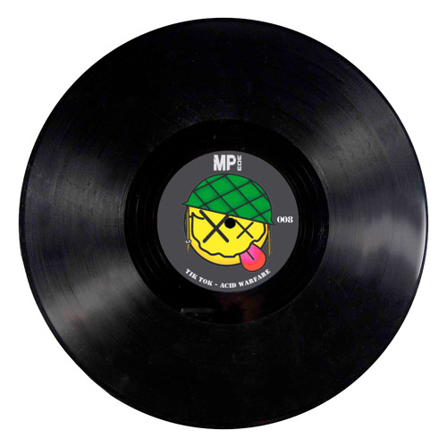 Tik Tok - Acid Warfare & Kebab Wrap (CDJ303-008) (http://cdj303.bandcamp.com)