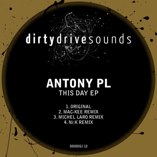 Antony PL - This day - Michel laro remix - DDS 12