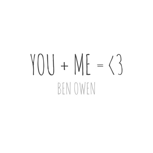 Ben Owen - You + Me