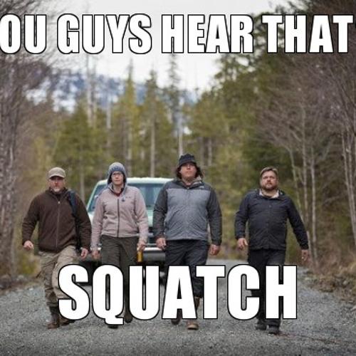 Finding Bigfoot Squad