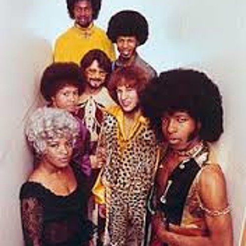 Sly and the Family Stone/ I Want To Take You Higher / Rich Panfil Remix4