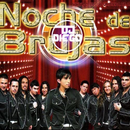 NOCHE DE BRUJAS - DJ DIEGO - ENSEÑAME A OLVIDAR