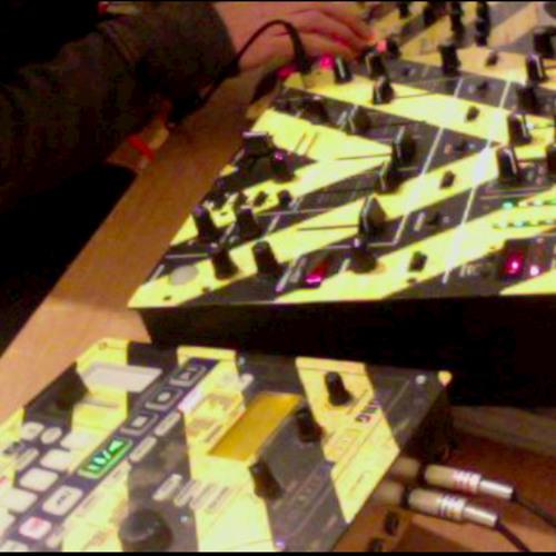 Live Track Hardtech HardTeK Korg Electribe ESX-1 & EMX-1 Hardteck Hardtekno