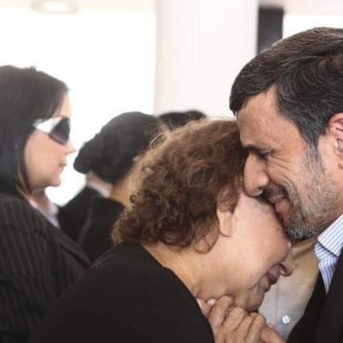 نوحه حاج آقا اندالمونمنین در رثای هوگو چاوز