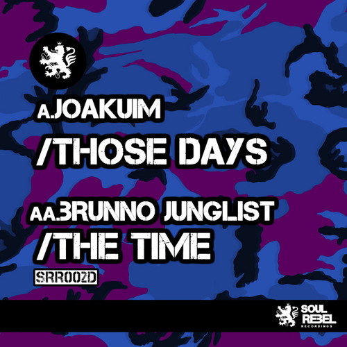 Joakuim - Those Days - Available on March 11th!!