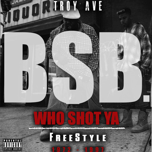 Troy Ave x BSB. - WHO SHOT YA freestyle