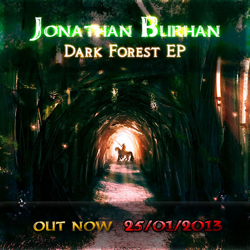 Jonathan Burhan - Dark Forest (Uplifting Mix)