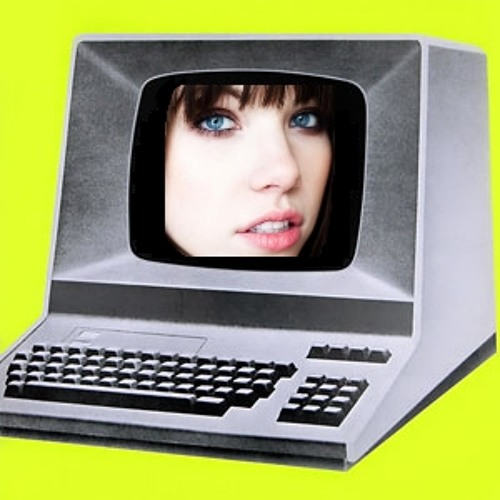 Ping Me Maybe (Carly Rae Jepsen Call Me Maybe Kraftwerk Style Cover)