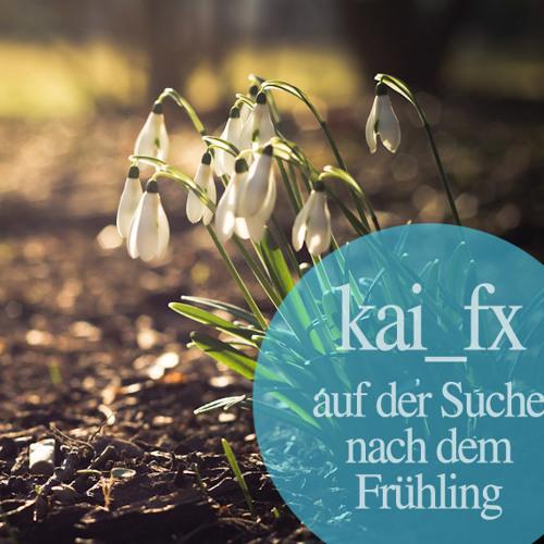 kai_fx - auf der Suche nach dem Frühling