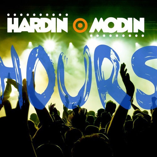 PREVIEW: Johan Hardin & Douglas Modin - Hours (Original Mix)