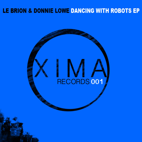 Le Brion & Donnie Lowe - Dancing With Robots EP