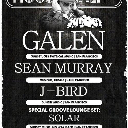 Sean Murray | Live @ Housepitality 8/7/13 | Housepitalitysf.com