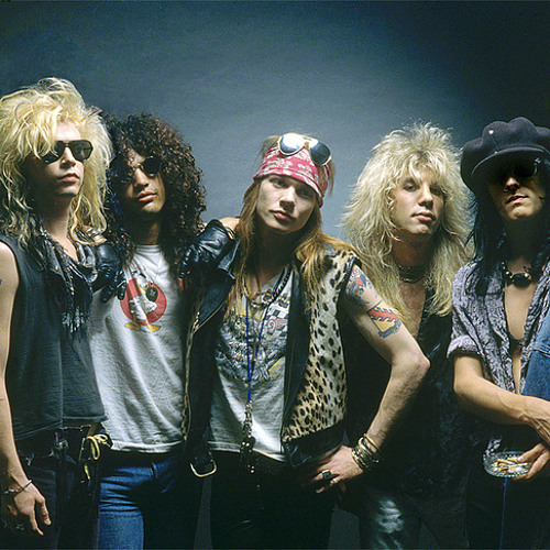 Guns n' roses - Sex- Drugs- And Rock & Roll