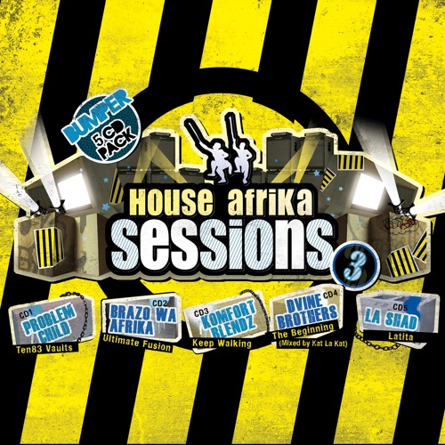 House Afrika Sessions Volume 3