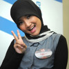 Fatin X Factor Girl on fire Talk Fusion Indonesia 081333528462