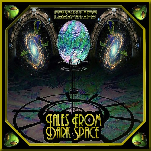 Manik Buluk vs Xtraterrestre - The Last Guardians (Master) V/A Tales From Dark Space