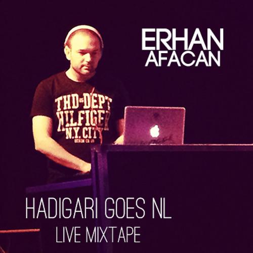Erhan Afacan Live @ Hadigari Goes NL (09.03.2013)
