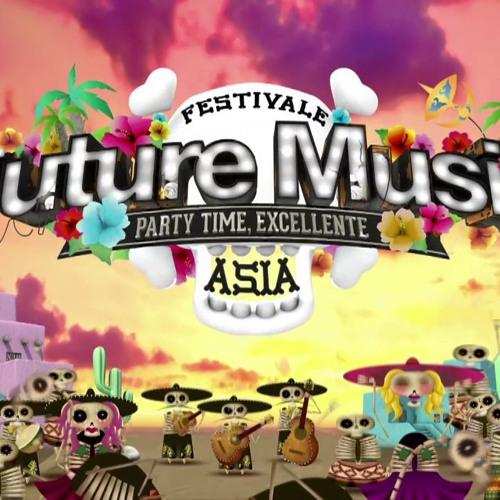 EVA T - Pre-Future Music Festival Asia 2013 - Minimix