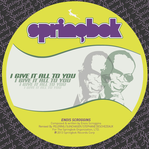 I give it all to you - SunCHAser Release