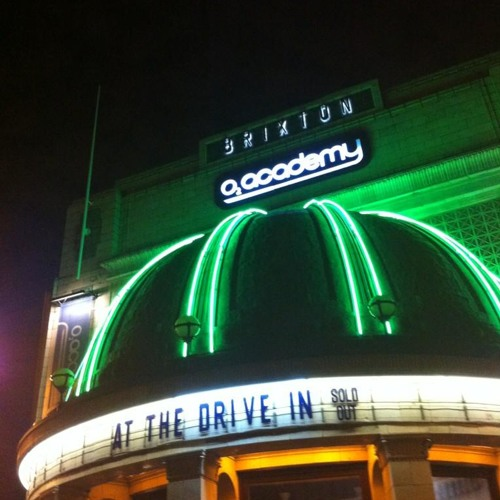 At The Drive In   One Armed Scissor Live HD @ Brixton Academy London 2012 08 28
