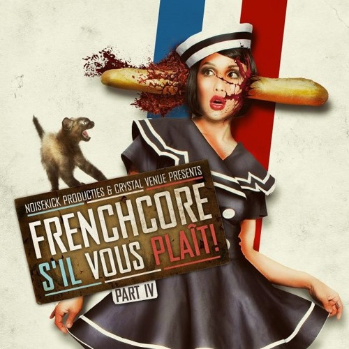 Kopfschrank vs Hozinotik @ Frenchcore s'il vous Plait! 4 (02-03-13)