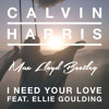 Calvin Harris & Ellie Goulding - I Need Your Love (Max Lloyd Bootleg) *FREE DOWNLOAD*