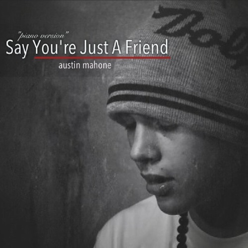 Austin Mahone - Say You're Just a Friend - Piano Version