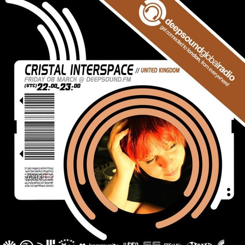Cristal's Spaceal Orbeats Records Showcase @ www.deepsoundfm.com