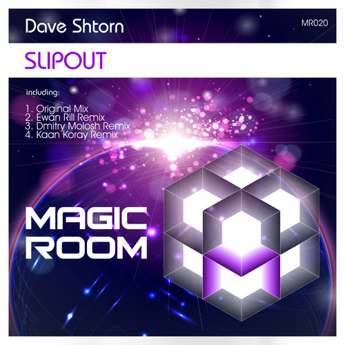 Dave Shtorn - Slipout (Ewan Rill Remix) // Magic Room [MR020]