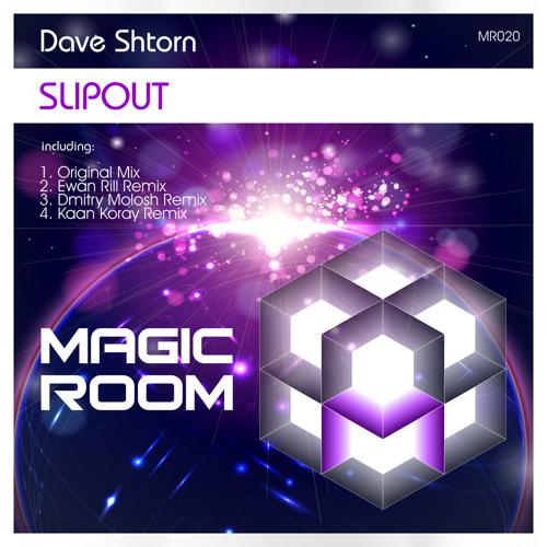 Dave Shtorn - Slipout (Original mix) // Magic Room [MR020]
