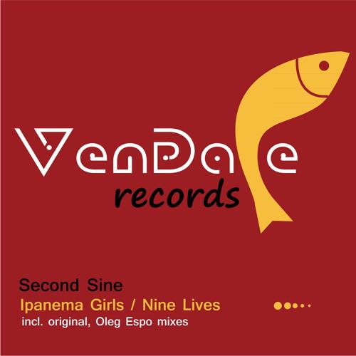 #055 Second Sine - Nine Lives (Original Mix)
