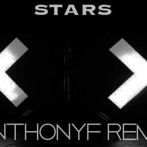 The XX -  Stars (AnthonyF remix)