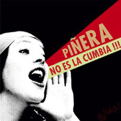 Piñera Vs King George - Cumbia por la Educación (DJ 42o RMX)