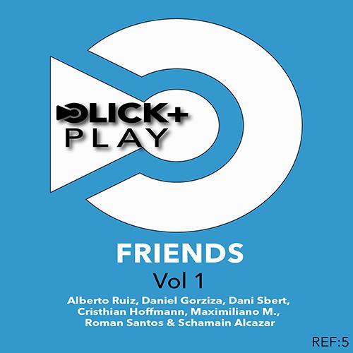Alberto Ruiz - Conspiration (Original Mix) Click&Play Records
