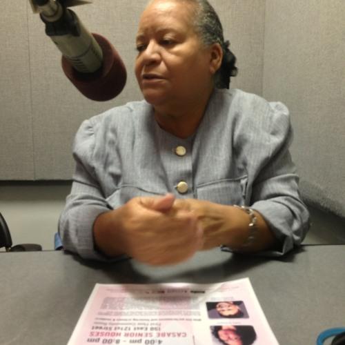 Radio Libre interview with Carmen Valencia - Vieques Women's Alliance