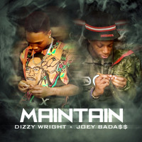 Dizzy Wright - Maintain feat. Joey Bada$$ (Prod by DJ Hoppa)