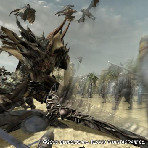 [PC RPG] KUF2 Boss1