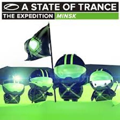 Sied Van Riel - Live @ A State of Trance 600 Minsk - 07.03.2013