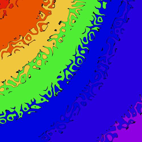 Drumware over the rainbow