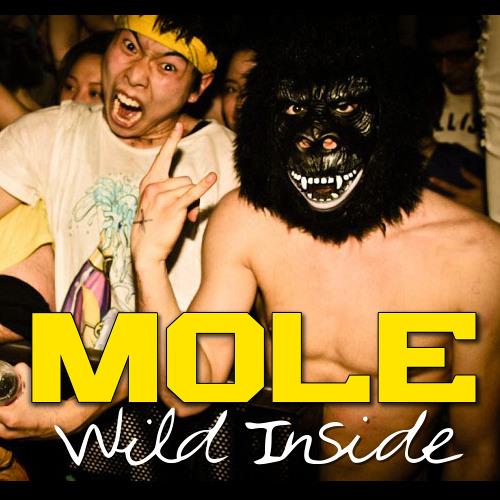 Mole - Wild Inside (Original mix)