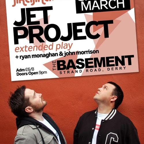 Jet Project Live @ Jika Jika 09.03.13