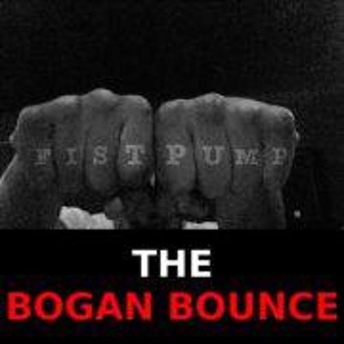 fist pump...the bogan bounce...Tone De Fresh/Lonsdale...