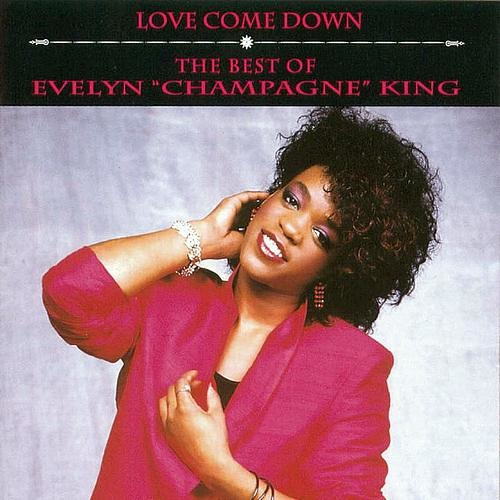 "Evelyn ""Champagne"" KIng - Love Come Down (Disco Tech Edit)"
