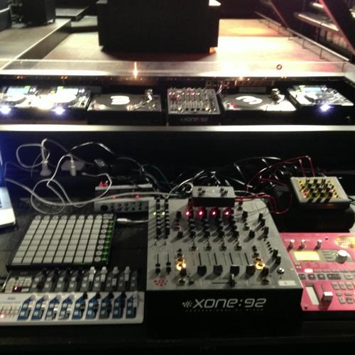 SLG live @ Pets Recordings Night @ Watergate Club Berlin 08.03.2013